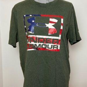 Under Armour - USA flag theme